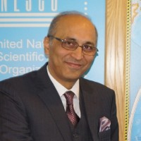Ambassador of Pakistan in France Moin ul Haque