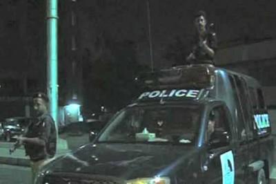 Karachi: Mystery behind policeman murder solved, 2 held