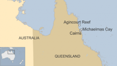 Great Barrier Reef: British tourist dies while scuba diving