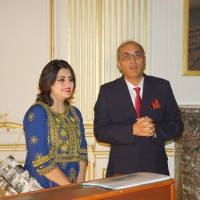 ambassador-of-pakistan-moin-ul-haque-with-ms-gulalai-recipient-of-chirac-prize-for-conflict-prevention-in-a-reception-hosted-in-her-honor-by-the-embassy-of-pakistan-in-paris-today-on-25-11-2016