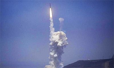 Indian cruise missile test fails for the fourth time