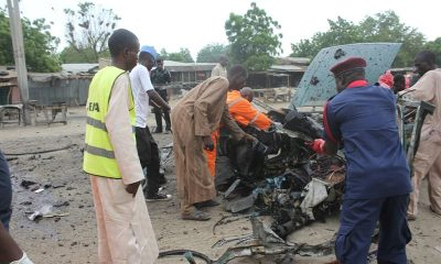 11 children killed as bus runs into Muslim procession in Nigeria