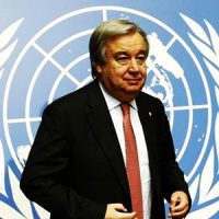 Antonio Guterres sworn in as UN secretary general