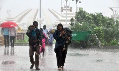 Cyclone kills 10 in south India's tech hub Chennai