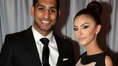 Boxer Amir Khan's parents respond to Faryal Makhdoom's abuse allegations