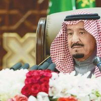 Saudi king rejects interference in Yemen