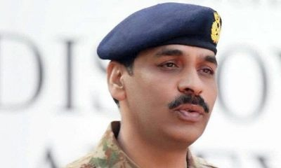 Major General Asif Ghafoor appointed new DG ISPR