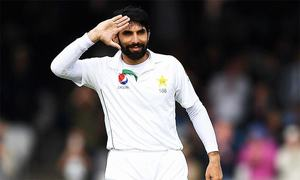 Misbah bags ICC Spirit of Cricket Award