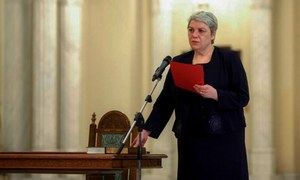 New Romanian PM likely to be female Muslim