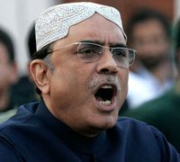 Zardari to land in Karachi tomorrow afternoon
