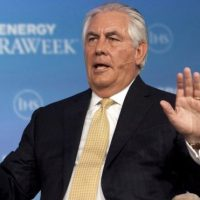 Trump picks Exxon chief Rex Tillerson for secretary of state