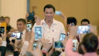 Philippines' Duterte admits personally killing suspects