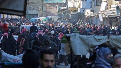 Aleppo Syria battle: Evacuation of rebel-held east under way