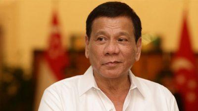 Philippines: Duterte killing claim 'should not be taken literally'