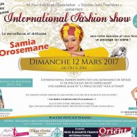 International Fashion Show