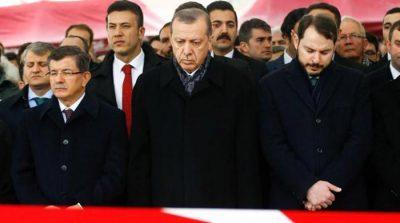 Turkey under attack from terror groups, must respond in kind - Erdogan