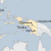 Indonesian air force plane crashes in Papua, killing 13: official