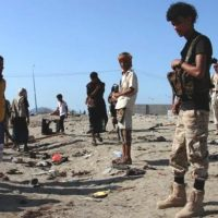 Suicide bomber kills at least 30 soldiers in Yemen's Aden: officials