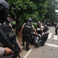Indonesia police say Christmas bomb plot foiled, three killed