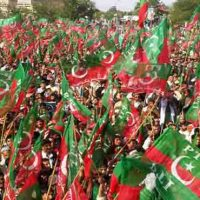 PTI announces schedule for further rallies