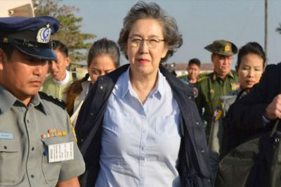 UN rights envoy in Rakhine to probe Rohingya abuse