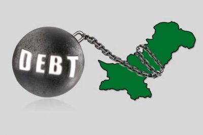 Federal govt borrowed Rs3,373 billion loan in three years