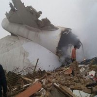 Kyrgyzstan says at least 32 dead after Turkish cargo plane hits village