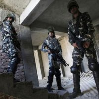 Gun battle in occupied Kashmir leaves three suspected militants dead