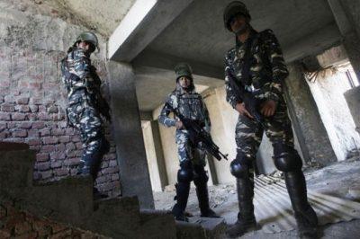 Gun battle in occupied Kashmir leaves three suspected militants dead