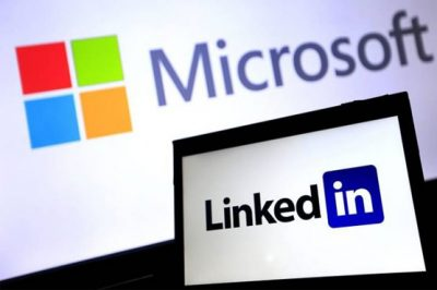 Cloud boosts Microsoft as it absorbs LinkedIn