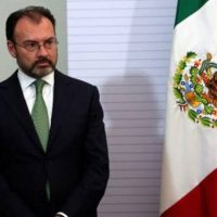 Paying for border wall 'not negotiable', says Mexico foreign minister