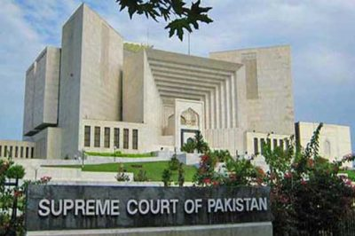 Supreme Court adjourns Panama Leaks case hearing till Monday