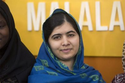 Nobel Peace winner Malala 'heartbroken' by Trump order