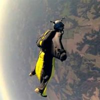 Canadian wingsuit jumper dies in China: report