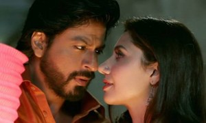 Mahira Khan and Shah Rukh Khan share steamy chemistry in Udi Udi Jaye