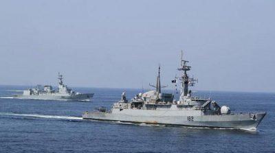 Pakistan Navy rescues 18 fishermen near Ormara
