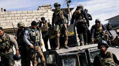 Iraq announces 'liberation' of east Mosul