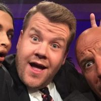 Deepika lungi dances with James Corden after Vin Diesel