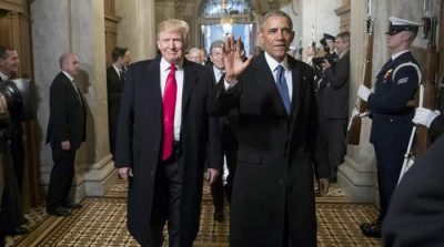Trump to target Obama's climate initiatives: White House website