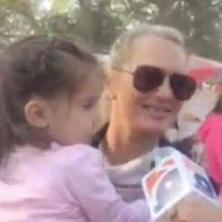 Watch: Shaniera Akram at Karachi Eat