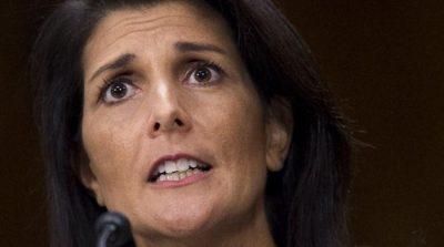 Two Trump cabinet picks advance, including Haley for UN
