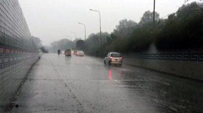 Heavy rain in Lahore, Peshawar