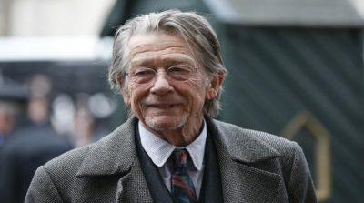 Academy, Oscar-nominated actor John Hurt passes away