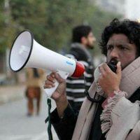 Missing blogger Salman Haider returns home
