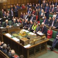 British MPs approve first stage of Brexit bill
