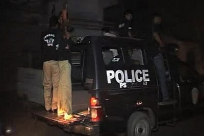 Karachi: 4 accused nabbed in police operation