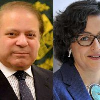 PM meets International Trade Center's Executive Director in Islamabad