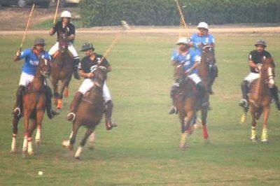 Lahore: Olampia win Rafi Polo Cup title