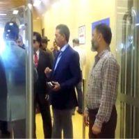 Saleem Shahzad taken into custody at Karachi airport