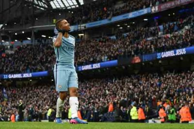 Guardiola surprised by Jesus's Manchester City impact